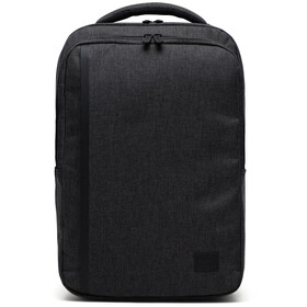 Herschel Travel Plecak, black crosshatch